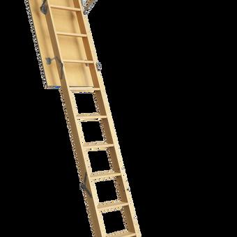 Чердачная лестница Döcke DACHA 60х120х280