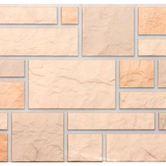 Фасадные панели под камень BURG