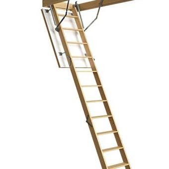 Чердачная лестница Döcke PREMIUM 70х120х300