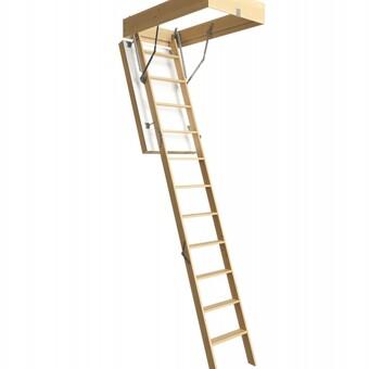 Чердачная лестница Döcke LUX 70х120х300